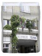 Springtime Lilacs An Farina Cologne Germany Duvet Cover