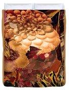 Springtime Melody Three Duvet Cover