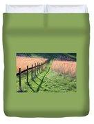 Springtime Pasture Duvet Cover