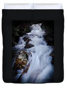 Springtime Waterfall Duvet Cover