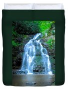 Spruce Flats Orchestra Duvet Cover