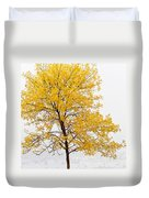 Square Tree Duvet Cover