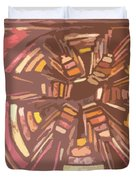 Squash Blossom Cutout Duvet Cover