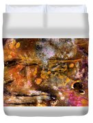 Squirrel To Bear Duvet Cover