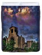 St Aloysius Church Duvet Cover