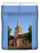 St. Anne's Episcopal Church Duvet Cover