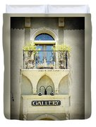 St. Augustine Gallery Duvet Cover