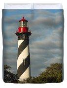 St. Augustine Lighthouse 1 Duvet Cover