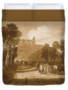 St Catherines Hill Near Guildford Duvet Cover