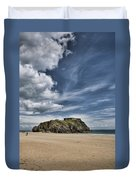 St Catherines Island 7 Duvet Cover