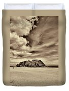 St Catherines Island 8 Duvet Cover