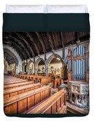 St David Church Duvet Cover