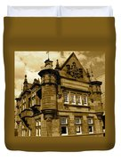St. Enoch Subway Station 2 Duvet Cover