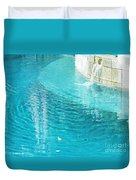 St Francisville Inn La Pool Duvet Cover