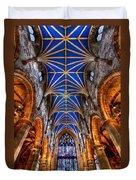 St Giles Cathedral Edinburgh Duvet Cover