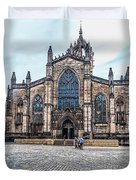 St. Giles Cathedral Duvet Cover