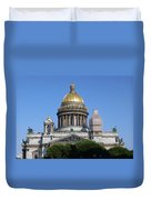 St Isaacs Cathedral Duvet Cover