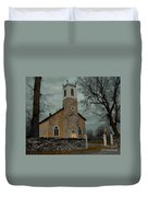 St. James Anglican Church Duvet Cover