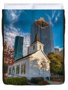 St. John Church Duvet Cover
