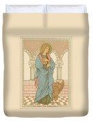 St John The Evangelist Duvet Cover