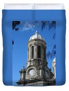 St Johns Cathedral Antigua Duvet Cover