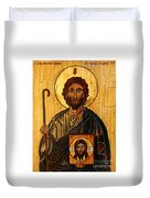 St. Jude The Apostle Duvet Cover