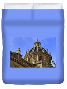 St Justo And Pastor Church Duvet Cover