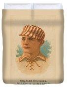 St. Louis Browns 1887 Duvet Cover