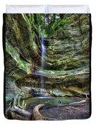 St Louis Canyon Duvet Cover