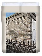 St Louis Cemetery No. 1 Duvet Cover by Beth Vincent