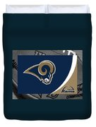 St Louis Rams Duvet Cover