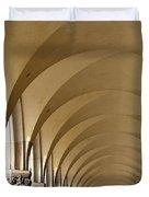 St. Marks Basilica Arches Venice Duvet Cover
