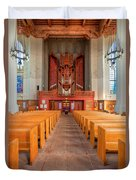 St. Marks Cathedral 4 Duvet Cover