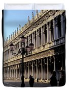 St. Mark's Square Venice Italy Duvet Cover