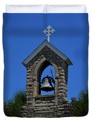 St Mary Magdalene Church Fayetteville Tennessee Duvet Cover