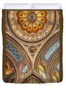 St. Mary Of The Angels Splendor Duvet Cover