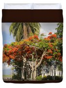 St. Mary's By The Sea Duvet Cover