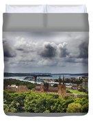 St Mary's Cathedral - Sydney Australia V2 Duvet Cover