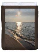 St Marys County Sunrise Duvet Cover