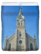 St. Mary's In Port Washington  Duvet Cover