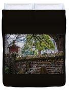 St. Michaels Alley Duvet Cover