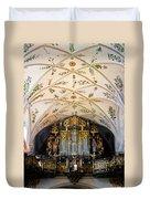St Michael's Bamberg Duvet Cover