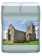 St Michael's Church - Burrow Mump 5 Duvet Cover