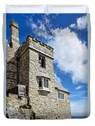 St Michael's Mount 2 Duvet Cover