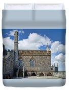 St Michael's Mount 3 Duvet Cover