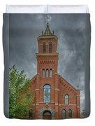 St Micheals Church Duvet Cover