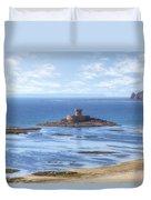 St Ouen's Bay Duvet Cover