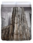 St. Patricks Cathedral  Duvet Cover