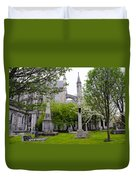 St Patricks Cathedral - Dublin Ireland Duvet Cover