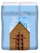 St Patricks Church Duvet Cover